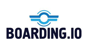 Logo for Boarding.io