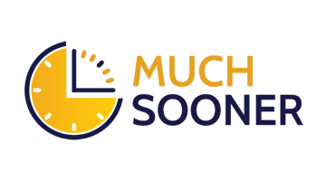 Logo for Muchsooner.com