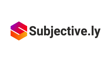 Logo for Subjective.ly