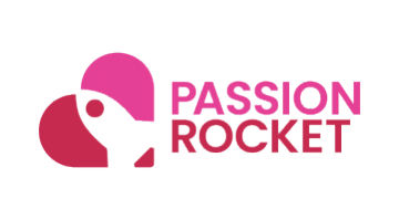 Logo for Passionrocket.com