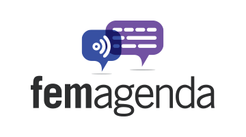 Logo for Femagenda.com