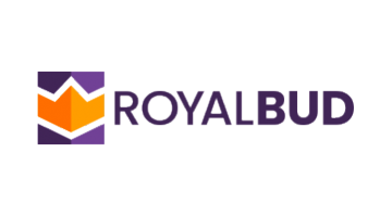 Logo for Royalbud.com