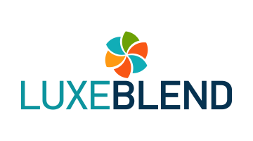 Logo for Luxeblend.com
