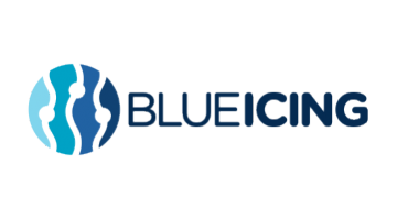 Logo for Blueicing.com