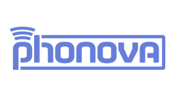 Logo for Phonova.com