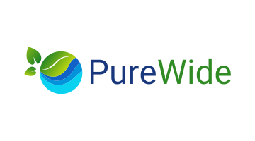 Logo for Purewide.com