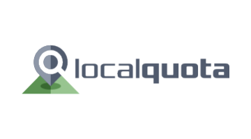 Logo for Localquota.com