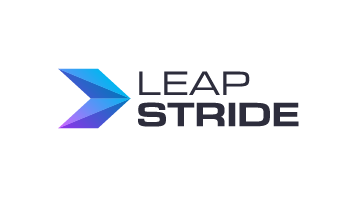 Logo for Leapstride.com