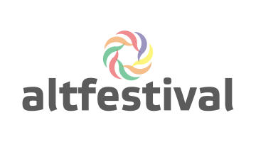 Logo for Altfestival.com