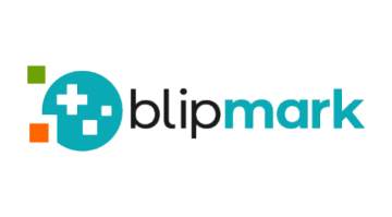 Logo for Blipmark.com