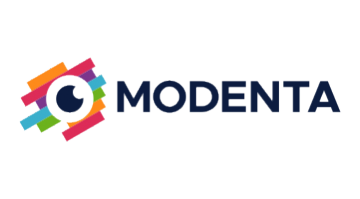 Logo for Modenta.com