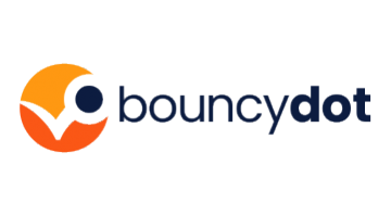 Logo for Bouncydot.com