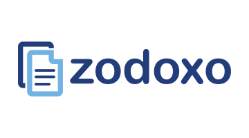 Logo for Zodoxo.com