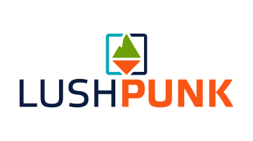 Logo for Lushpunk.com