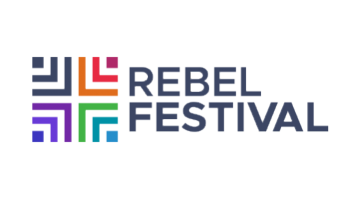 Logo for Rebelfestival.com