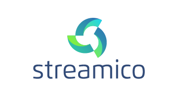 Logo for Streamico.com
