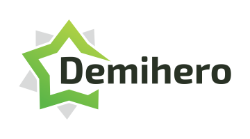 Logo for Demihero.com
