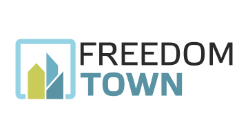 Logo for Freedomtown.com