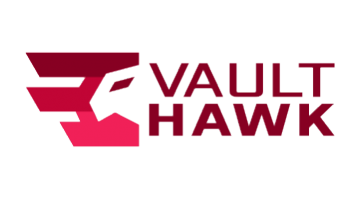 Logo for Vaulthawk.com