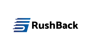 Logo for Rushback.com