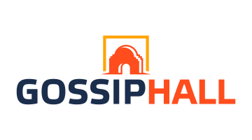 Logo for Gossiphall.com