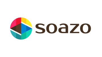 Logo for Soazo.com