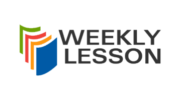 Logo for Weeklylesson.com
