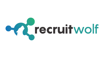 Logo for Recruitwolf.com