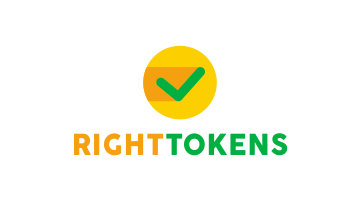 Logo for Righttokens.com