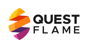 Logo for Questflame.com