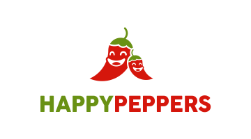 Logo for Happypeppers.com