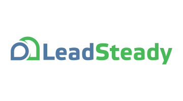 Logo for Leadsteady.com