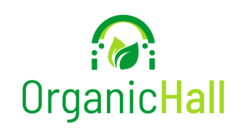Logo for Organichall.com