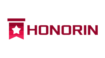 Logo for Honorin.com