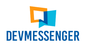 Logo for Devmessenger.com