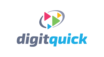 Logo for Digitquick.com