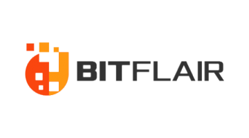 Logo for Bitflair.com