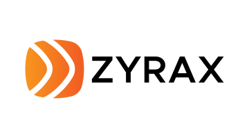 Logo for Zyrax.com