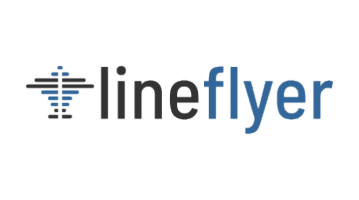 Logo for Lineflyer.com