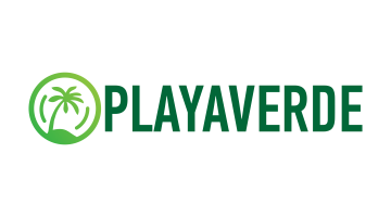 Logo for Playaverde.com