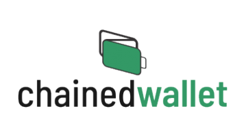 Logo for Chainedwallet.com