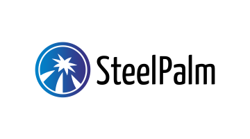Logo for Steelpalm.com