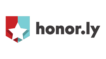 Logo for Honor.ly