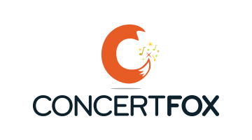 Logo for Concertfox.com