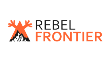 Logo for Rebelfrontier.com