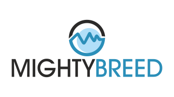 Logo for Mightybreed.com