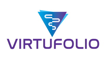 Logo for Virtufolio.com