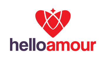 Logo for Helloamour.com