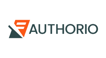 Logo for Authorio.com