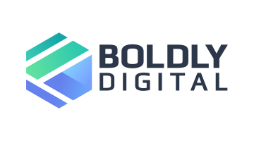 Logo for Boldlydigital.com